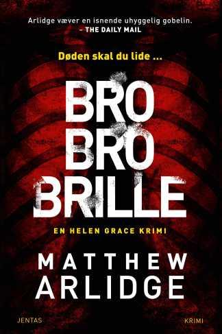 Bro bro brille - CD omslagsbillede