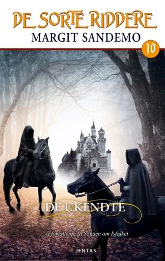 De sorte riddere 10 - De ukendte omslagsbillede