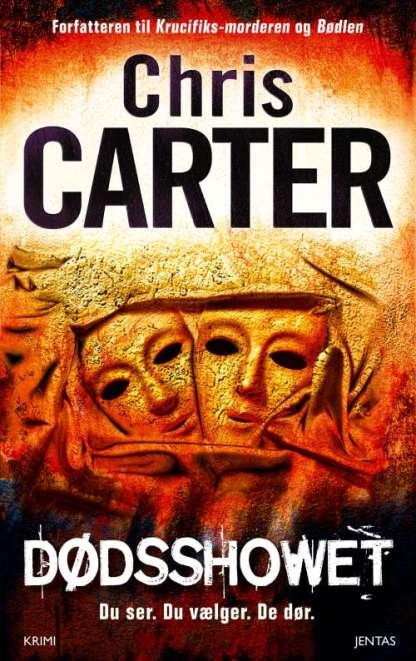 Dødsshowet af Chris Carter omslagsbillede