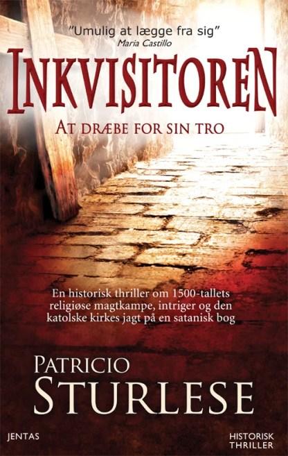 Inkvisitoren omslagsbillede
