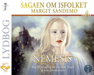 Isfolket 07 - Nemesis - CD omslagsbillede
