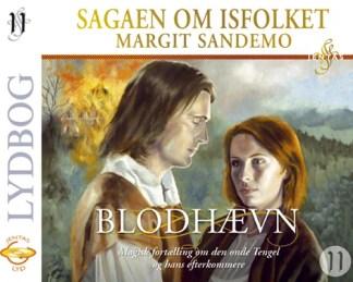 Isfolket 11 - Blodhævn - CD omslagsbillede