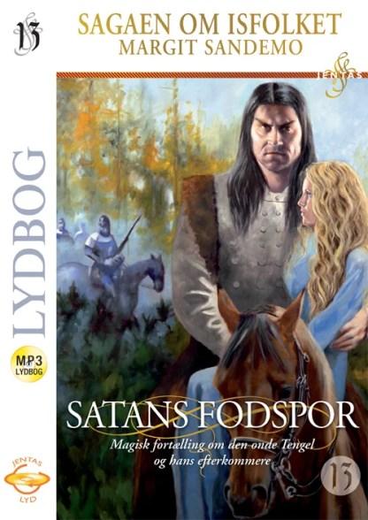 Isfolket 13 - Satans fodspor - MP3 omslagsbillede