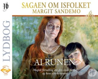 Isfolket 16 - Alrunen - CD omslagsbillede