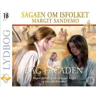 Isfolket 18 - Bag Facaden - CD omslagsbillede
