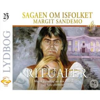 Isfolket 23 - Ritualer - CD omslagsbillede