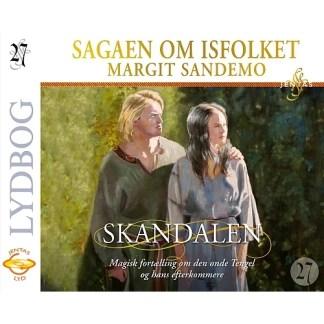 Isfolket 27 - Skandalen - CD omslagsbillede