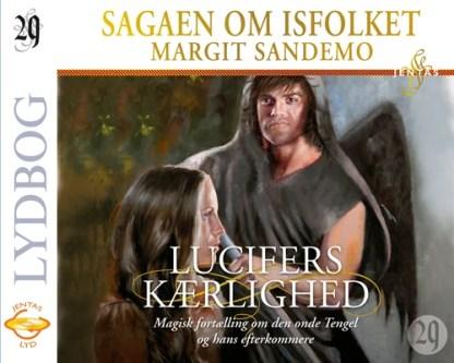 Isfolket 29 - Lucifers kærlighed - CD omslagsbillede