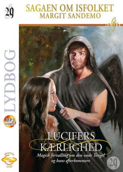 Isfolket 29 - Lucifers kærlighed - MP3 omslagsbillede
