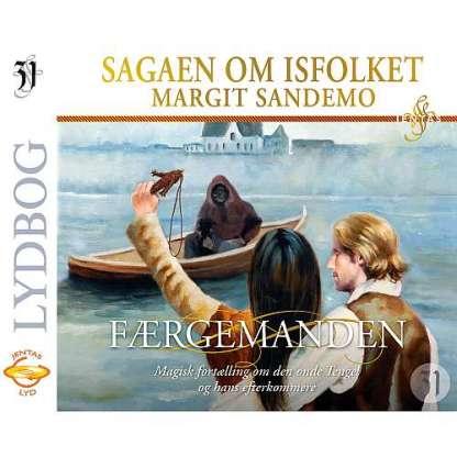 Isfolket 31 - Færgemanden - CD omslagsbillede