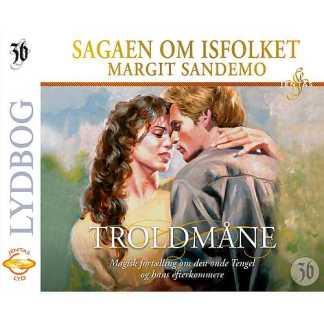Isfolket 36 - Troldmåne - CD omslagsbillede