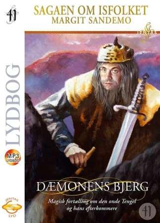 Isfolket 41 - Dæmonens bjerg - MP3 omslagsbillede