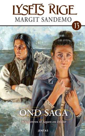 Lysets rige 13 - Ond saga, CD omslagsbillede