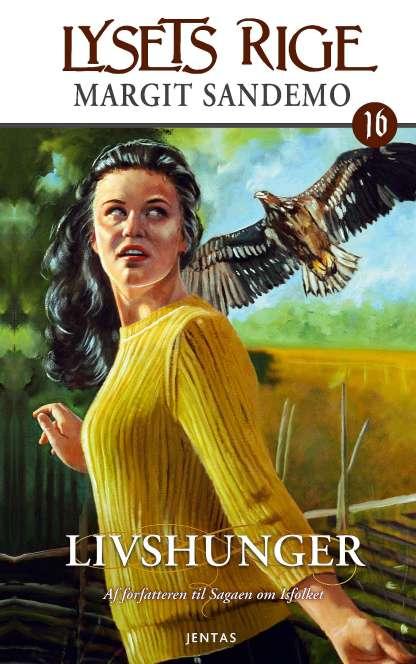 Lysets rige 16 - Livshunger, CD omslagsbillede