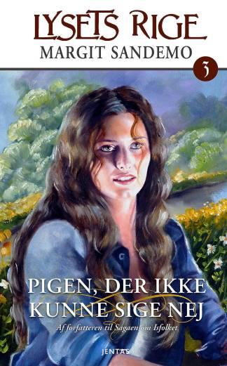 Lysets rige 3 - Pigen, der ikke kunne sige nej, CD omslagsbillede