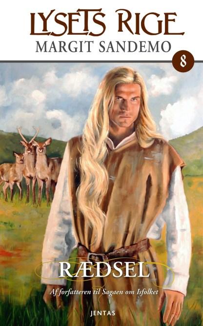Lysets rige 8 - Rædsel, CD omslagsbillede