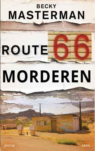 Route 66 morderen - CD omslagsbillede