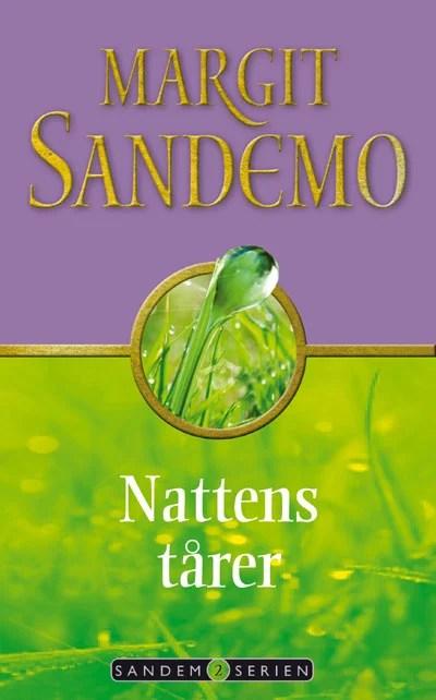 Sandemoserien 02 - Nattens tårer omslagsbillede