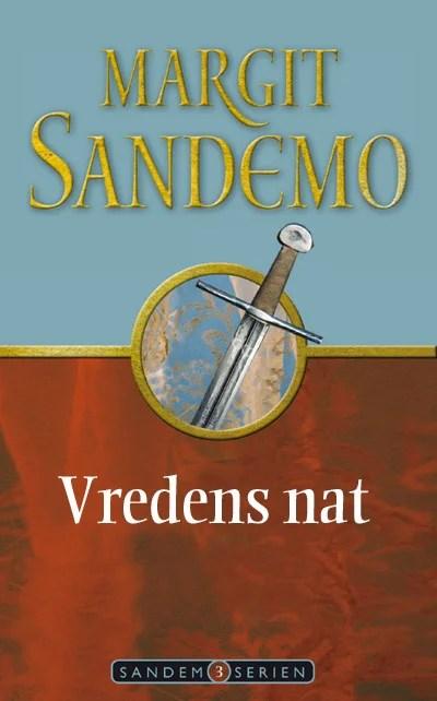 Sandemoserien 03 - Vredens nat omslagsbillede