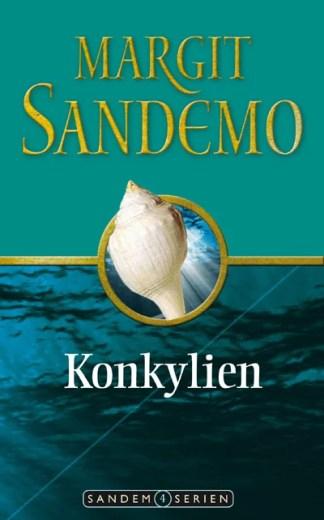 Sandemoserien 04 - Konkylien omslagsbillede