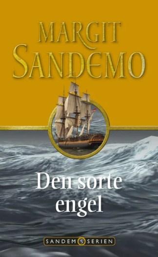 Sandemoserien 05 - Den sorte engel omslagsbillede