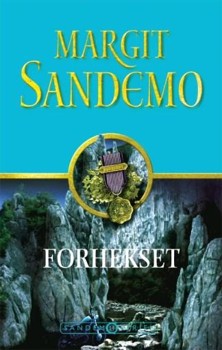 Sandemoserien 14 - Forhekset omslagsbillede