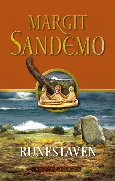Sandemoserien 19 - Runestaven omslagsbillede