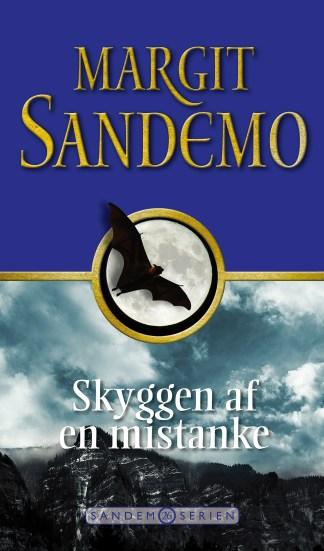 Sandemoserien 26 - Skyggen af mistanke omslagsbillede