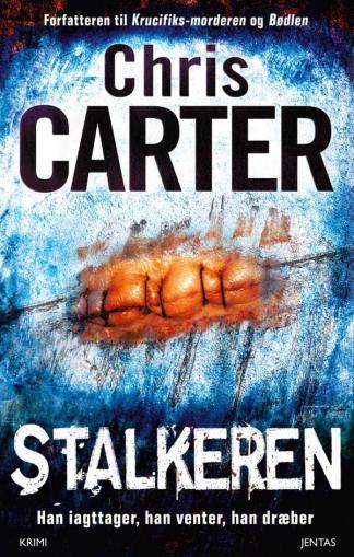 Stalkeren af Chris Carter omslagsbillede