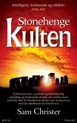 Stonehenge kulten omslagsbillede