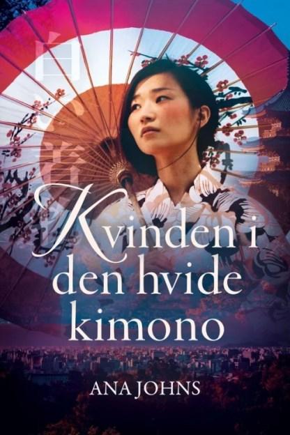 Kvinden i den hvide kimono - MP3 omslagsbillede