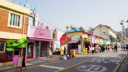 Fairytale Village in Incheon