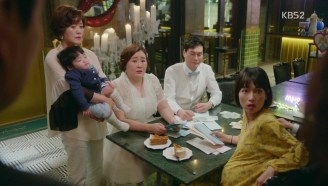 Scene from 'Fight My Way' ep 6