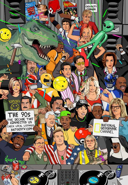 1990s in one picture