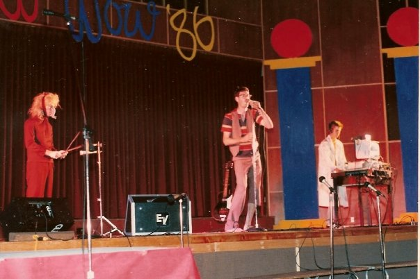 1980s Band The Shem