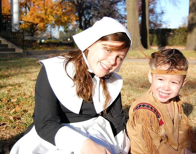 Children's Pilgrim Costume