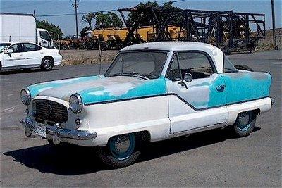 Metropolitan car