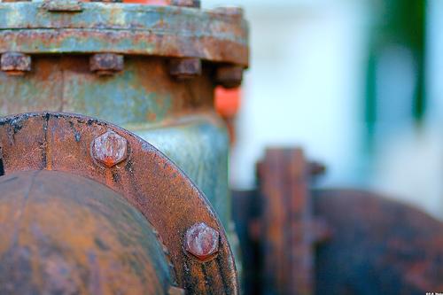 Sewer Valve | photo via db walker