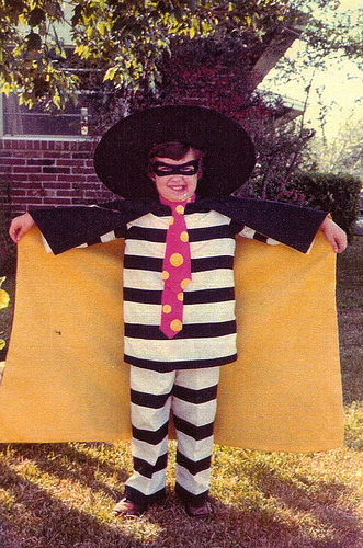 mcdonalds hamburglar costume 1970s halloween