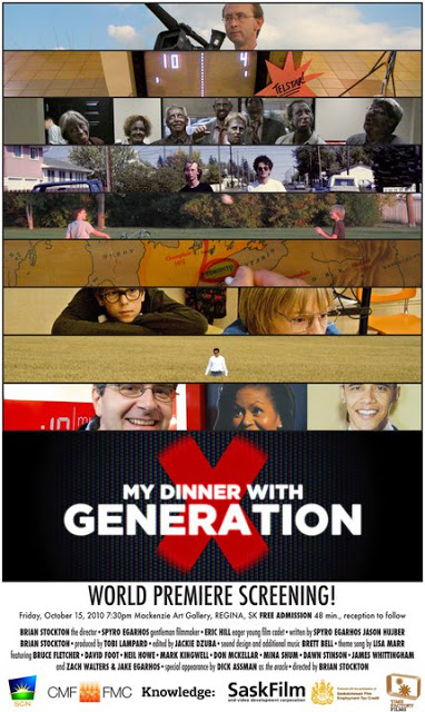 My Dinner with Generation X