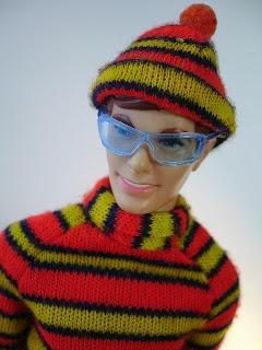 Happy Birthday Ken Doll