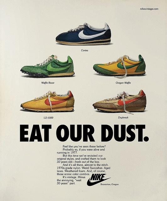 Old Nike Ad