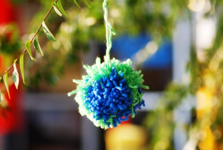 Yarn Bomb Earth