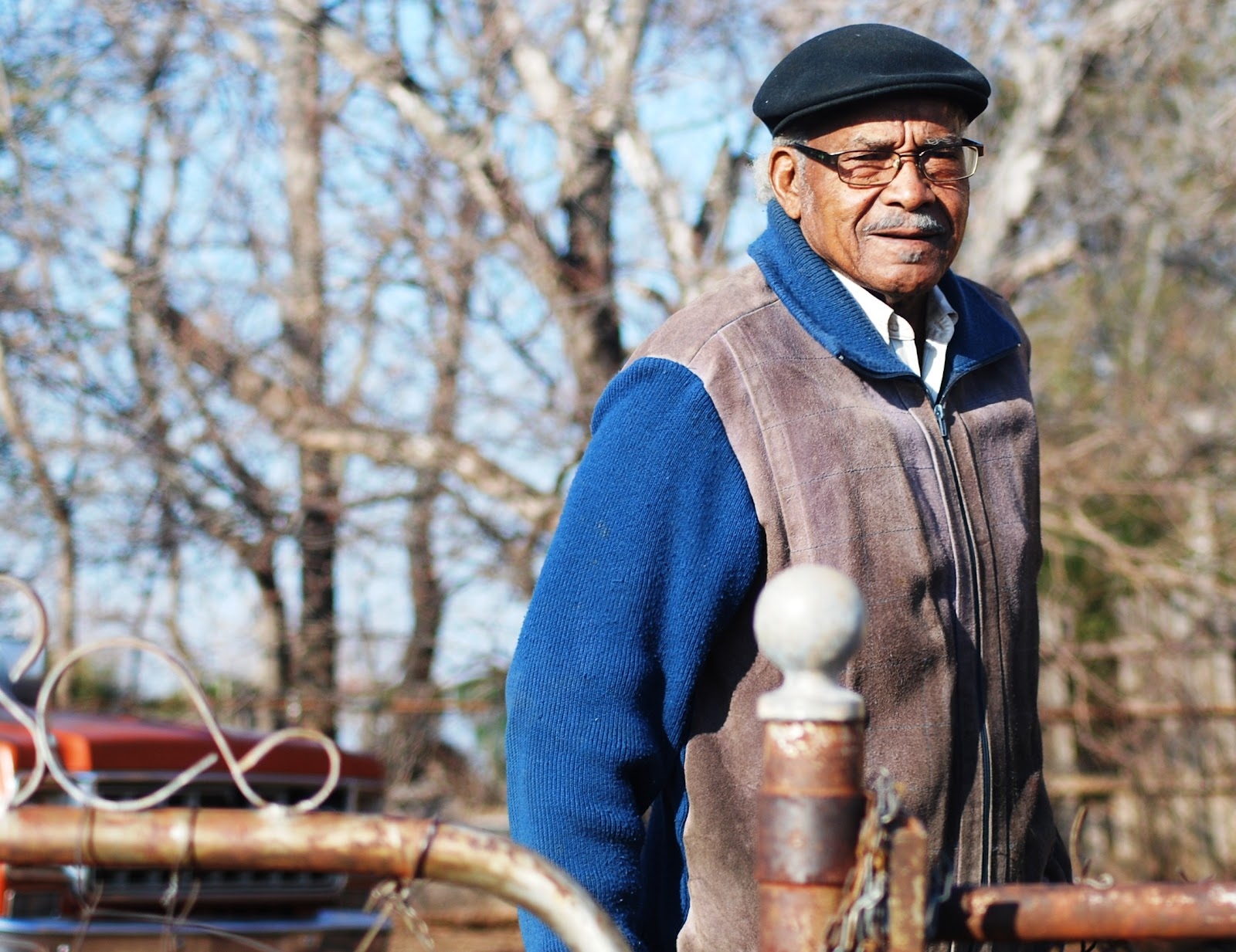 Old Black Gentleman