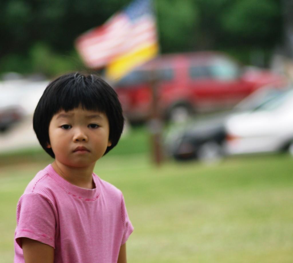 Vietnam Oklahoma Child