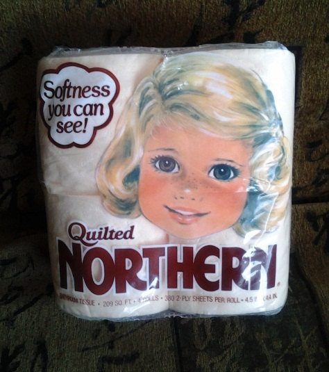 Toilet paper Northern Girls