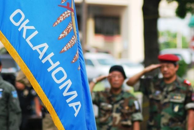 Oklahoma Fall of Saigon