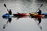 Oklahoma River, Canoes