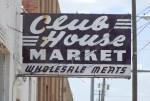 Club House Market, Retro Sign, OKC