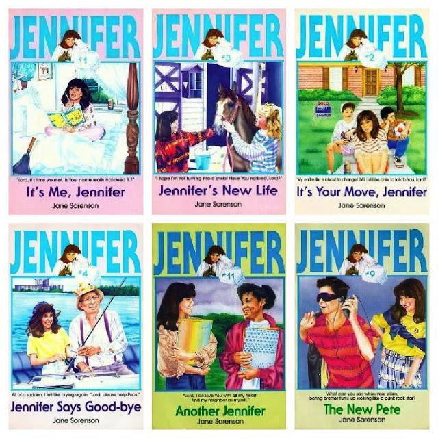 Jennifer Books